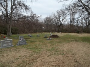 Recent Burials at Sons of Ham Cemetery