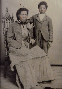 Unknown Photographer, Mother and Child, circa 1865. Courtesy of the Pink Palace Family of Museums.