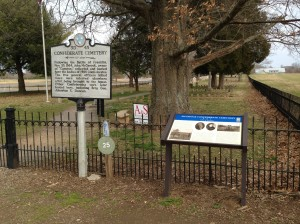 The McGavock Grove and Confederate Cemetery, Historic Carnton Plantation, Franklin, TN.