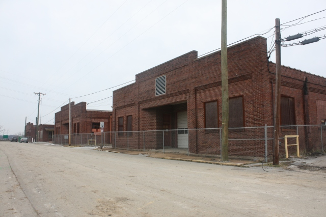 Municipal Garages in 2010.