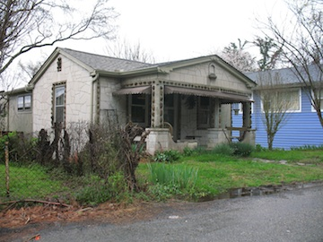 South Knoxville Marble House.