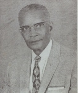 Professor J. L. Seets was the principal of Webb School from its founding until he retired in 1957. Photo courtesy of Webb Alumni Association.