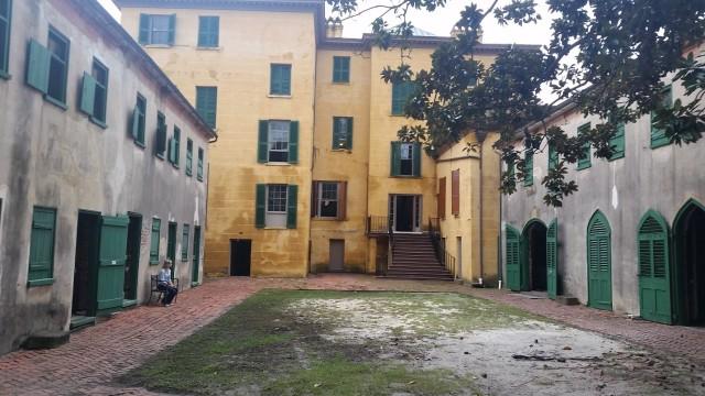 The Aiken Rhett House in Charleston, S.C.