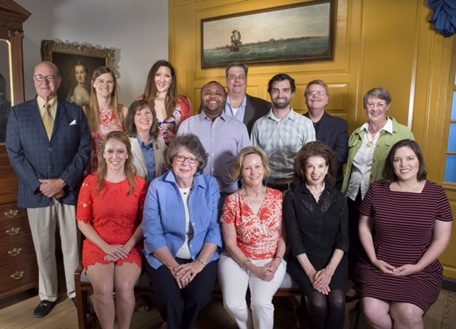 The 2015 MESDA summer institute group photo.