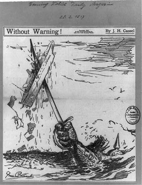 8. Cassel, 1917, WWI