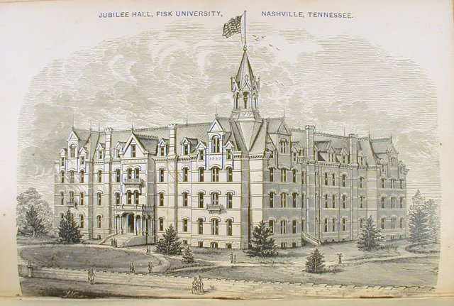 Jubilee Hall from MTSU Library